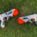 Nerf Laser Ops Pro - Alphapoint 2 pack review