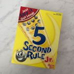 Win a copy of the 5 Second Rule Jr. game