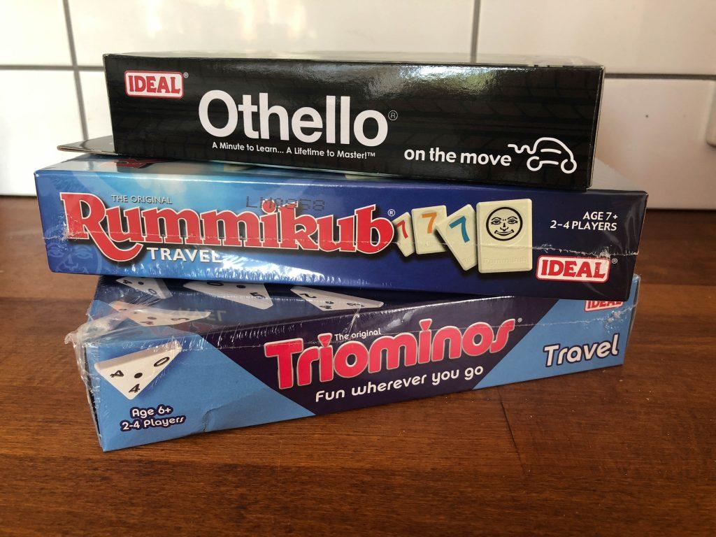 win travel board games