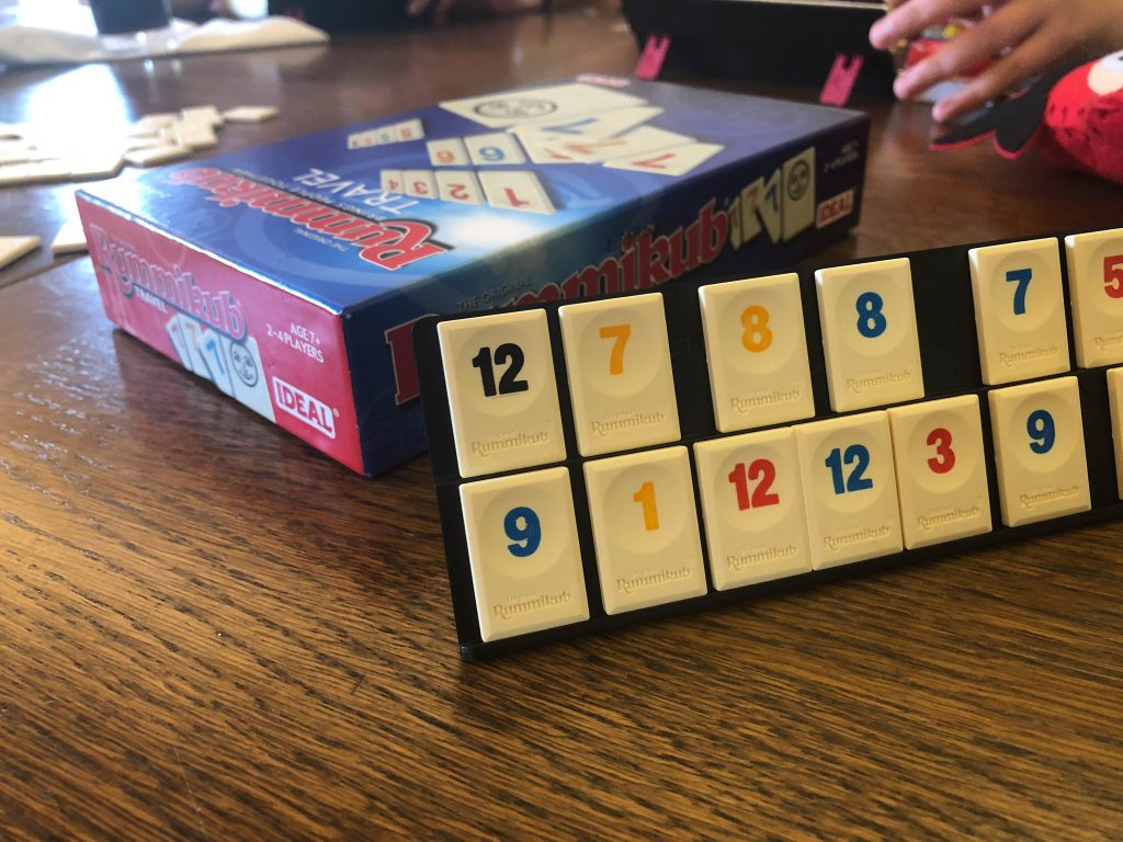travel games at the pub