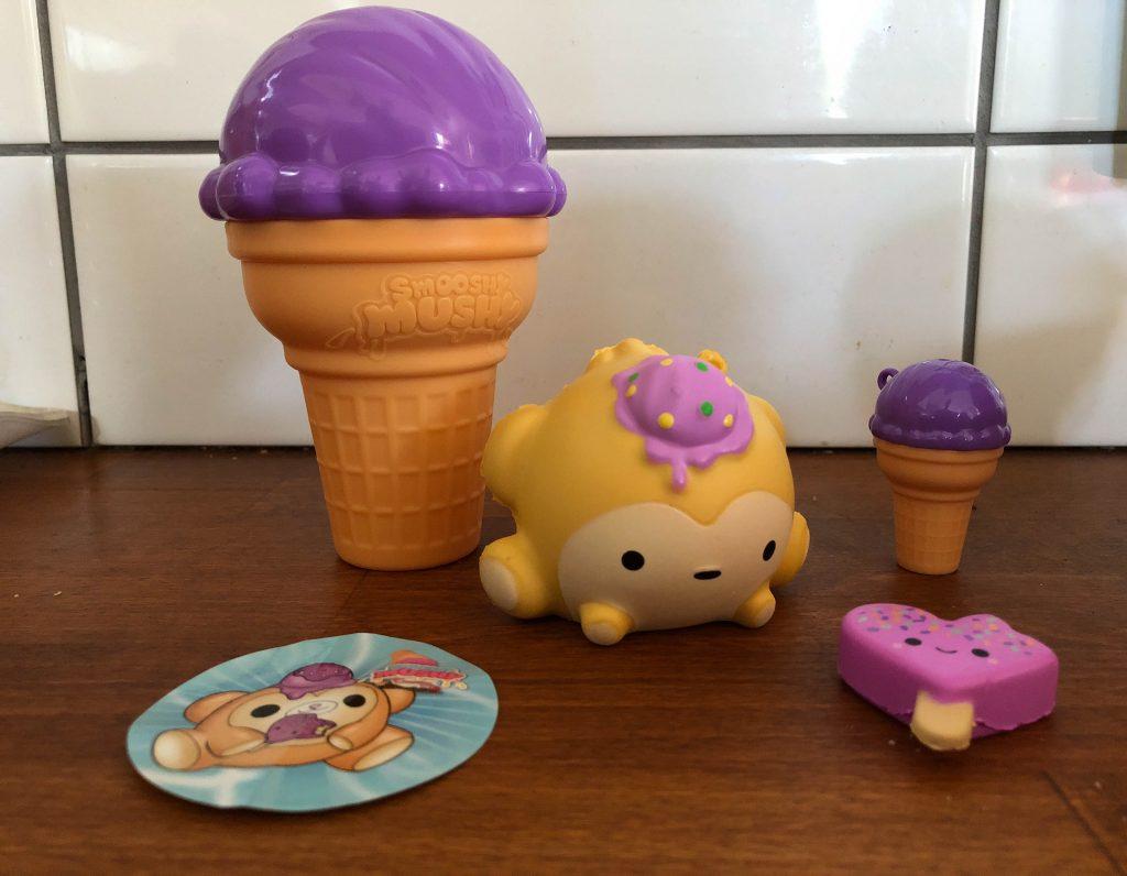 Smooshy Mushy toys from Bandai