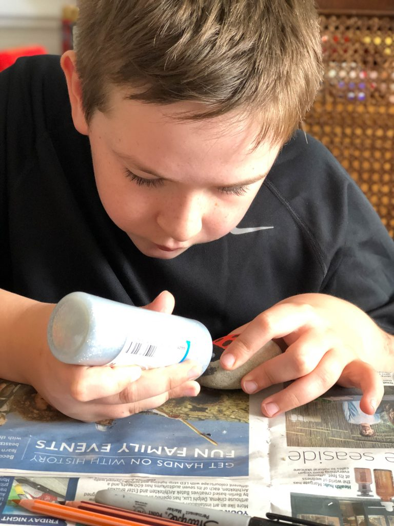 james and the giant peach craft