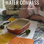 Make a water compass and Engineer a great Summer