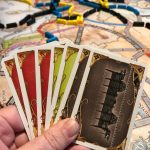 What makes the perfect family board game? {Ticket To Ride Europe}