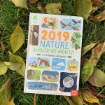Nature Month-by-Month {A Children's Almanac for 2019}