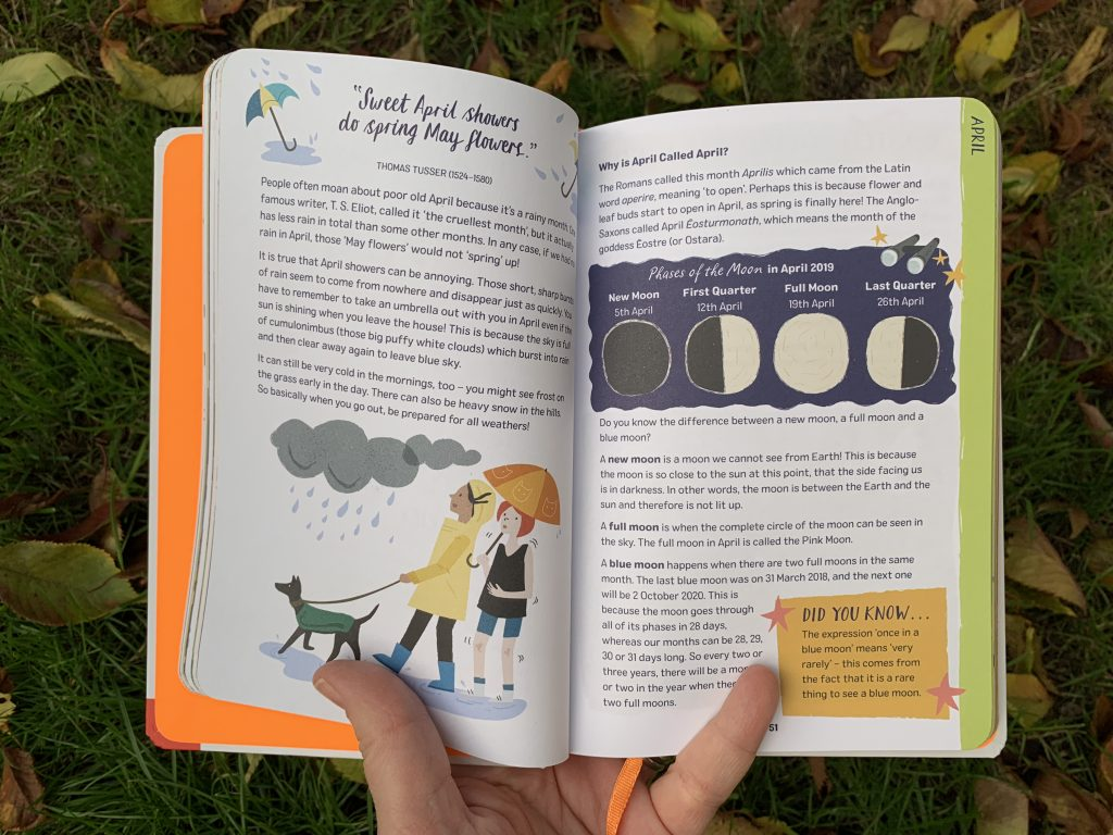 Nature Month-by-Month book review