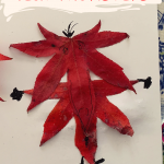 Make your own leaf monsters this Autumn