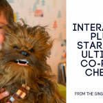 FurReal Star Wars Ultimate Co-Pilot Chewie from Hasbro