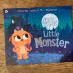 Win a copy of Ten Minutes to Bed: Little Monster