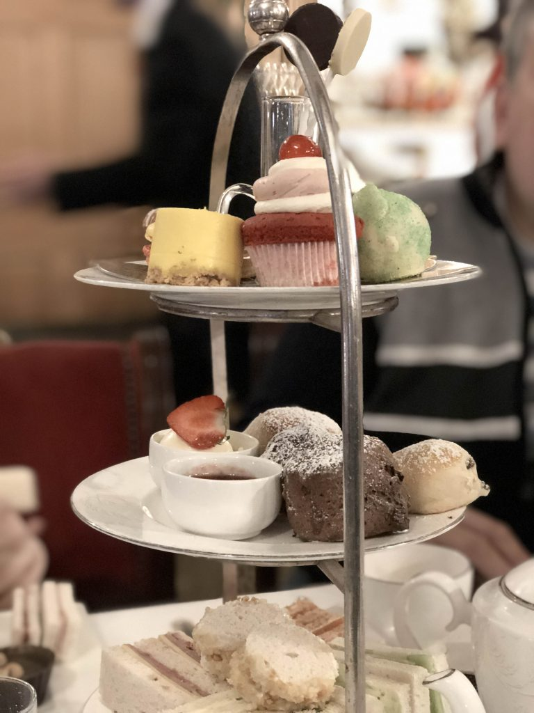 Afternoon Tea at The Chesterfield