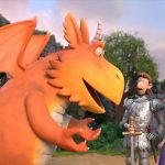 Zog the dragon animation brings magic this Christmas