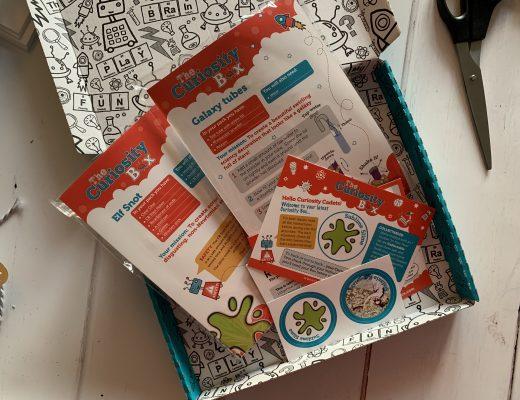 The Curiosity Box subscription box
