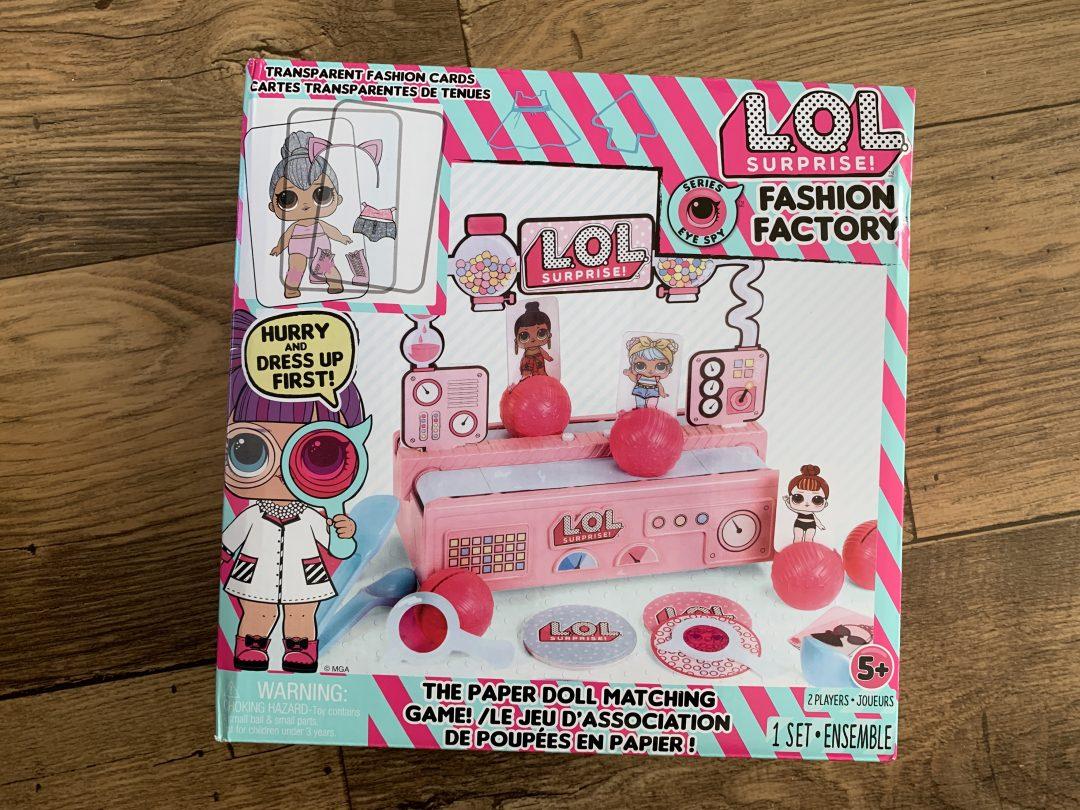 L.O.L. Surprise! Fashion Factory