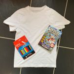 World Book Day - Captain Underpants costume
