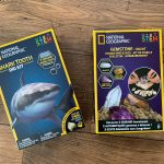 STEM at home with National Geographic experiment-based kits