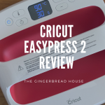 A Mother's Day craft {Cricut EasyPress 2 review}
