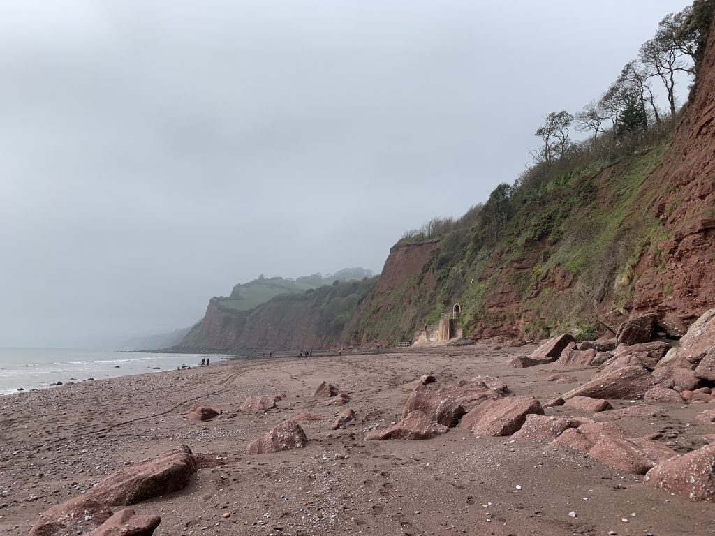 Ness Beach Shaldon