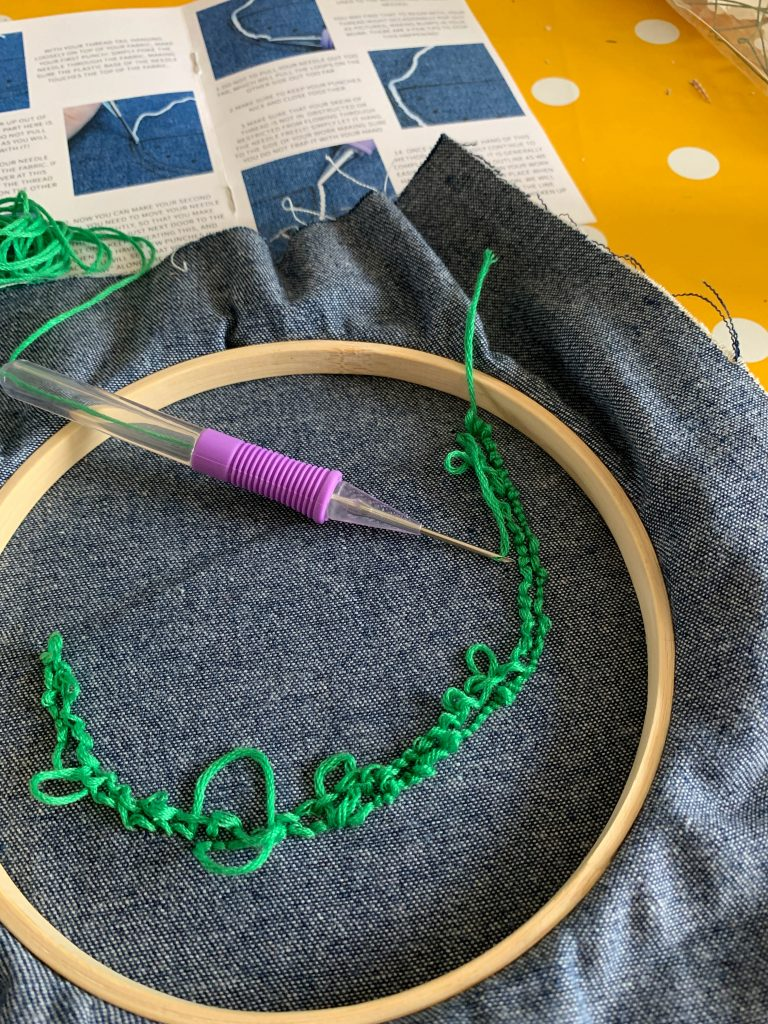 craft fail punch needle