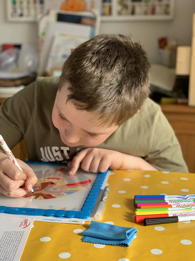 Maped Creativ Artist Drawing Board