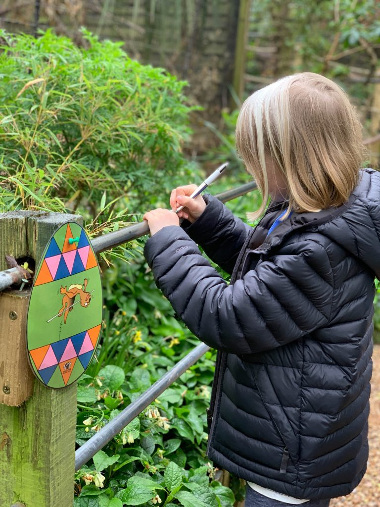 a visit to Shaldon Wildlife Trust