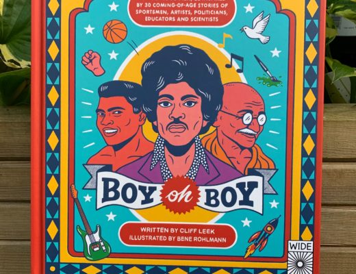 cover of Boy oh Boy book