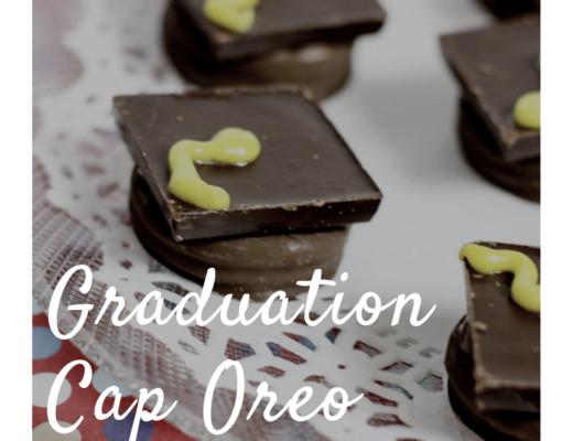 How to make Graduation Cap Oreo Cookies