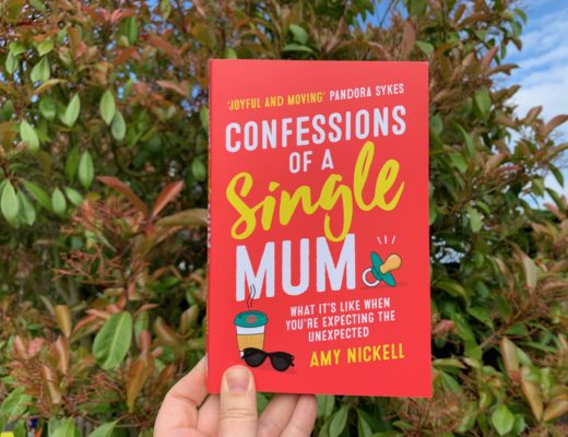 cover of Confessions of a Single Mum by Amy Nickell