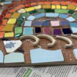 Mosaic workshop with Michelle Greenwood Brown