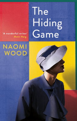 The Hiding Game book cover