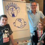 A drawing masterclass with Horrible Histories' Martin Brown