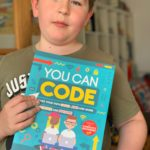 You Can Code {book review}