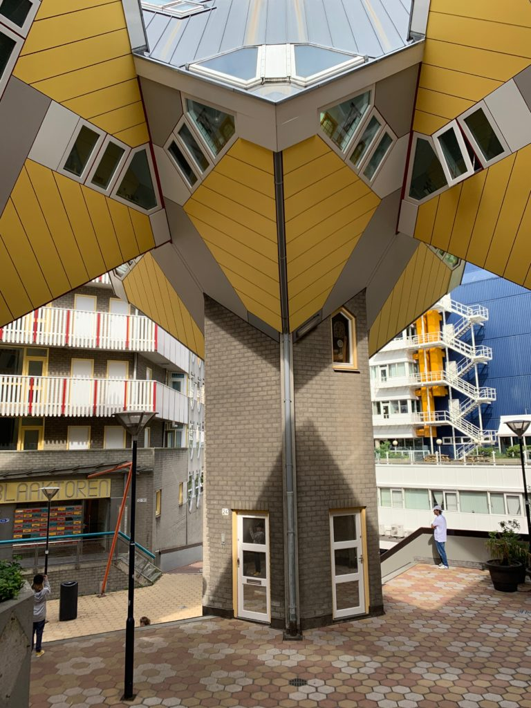 Cube Houses of Rotterdam