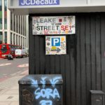 Leake Street Graffiti Tunnel {the best place to see street art in London}
