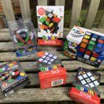 Summer fun with Rubik's toys