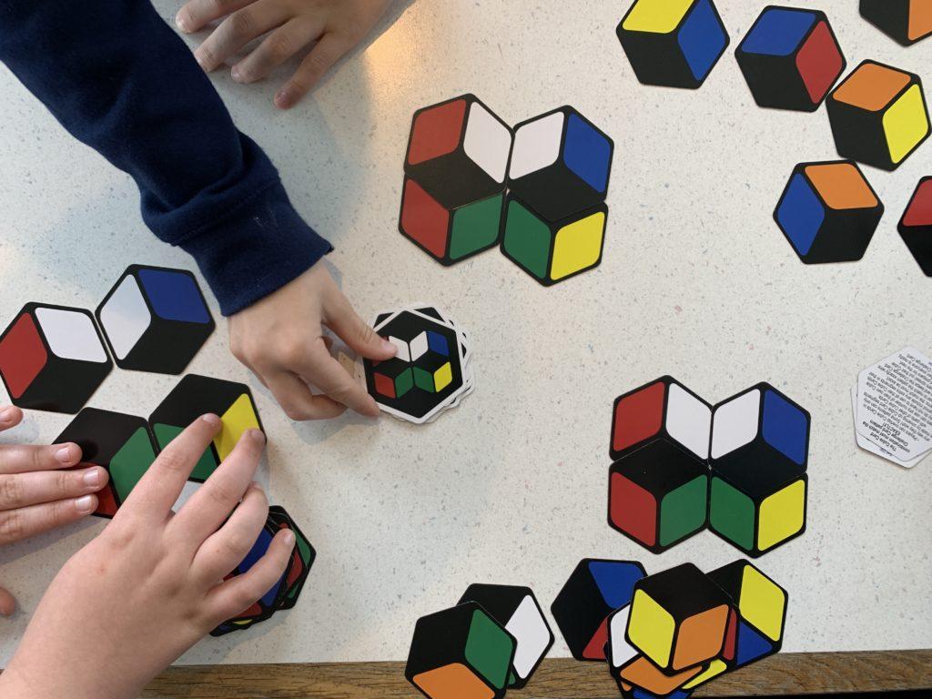 Rubik's Match