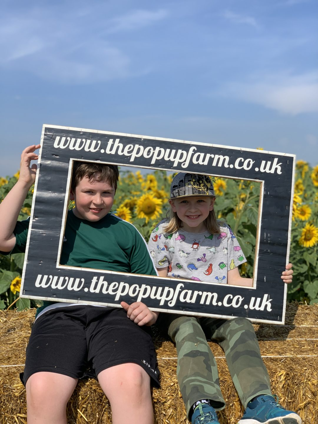 Instagram perfection at The Pop Up Farm