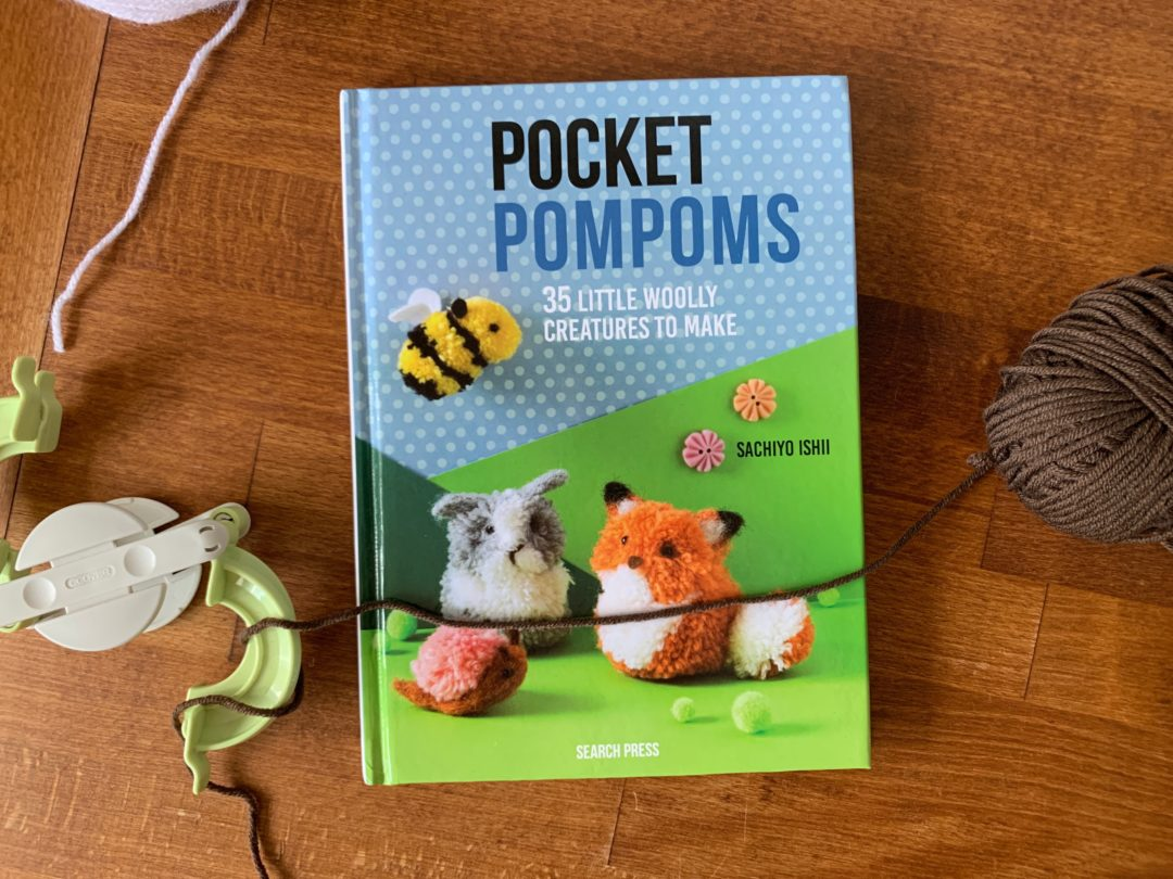 Pocket Pompoms: 35 cute little woolly creatures to make