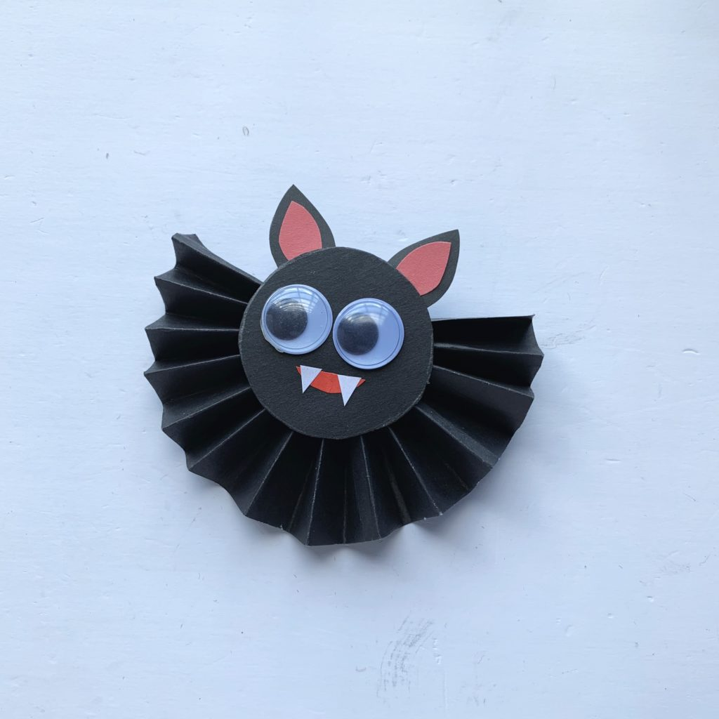 Accordion Fold Bat