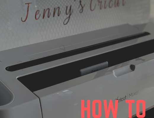 How to personalise your Cricut Maker