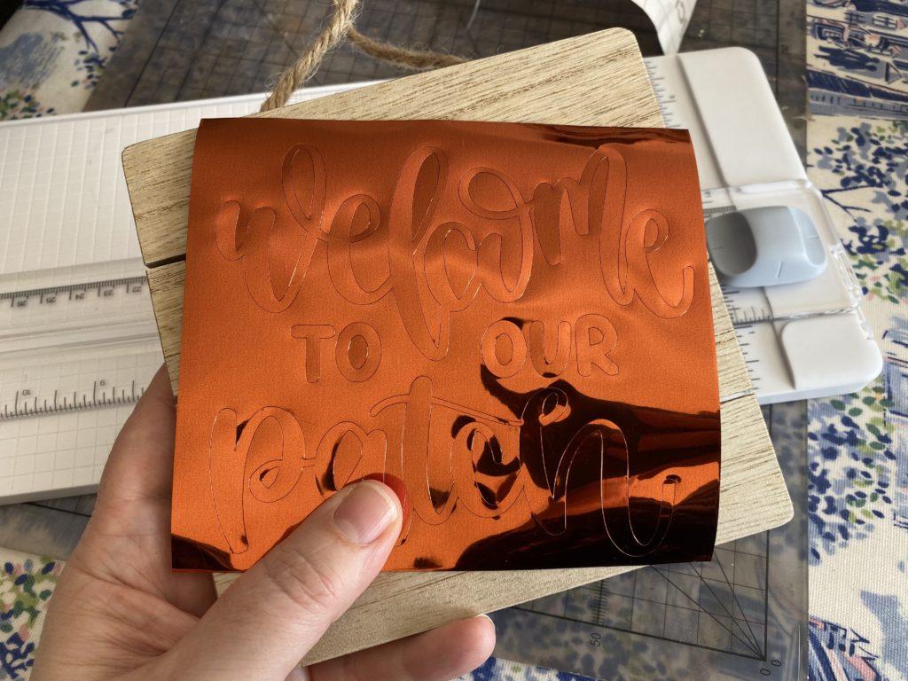 free pumpkin on Cricut Design Space