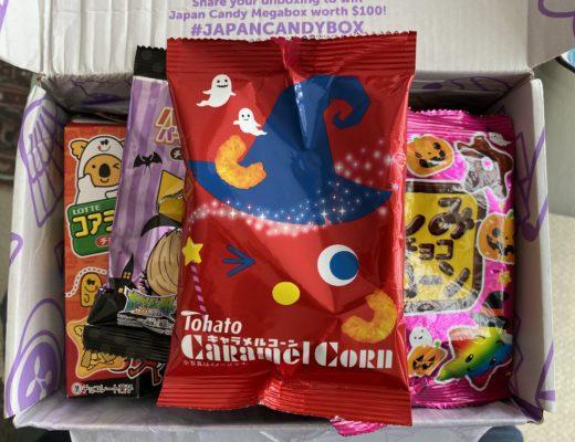 Win a Japan Candy Box sub box