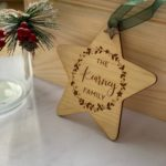 AD | Personalised wooden gifts to give this Christmas