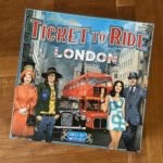 Family fun with Ticket to Ride London {review}