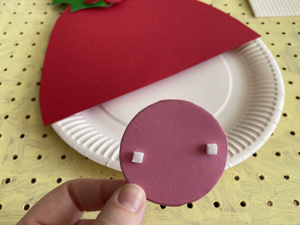 easy paper plate gnome craft for kids