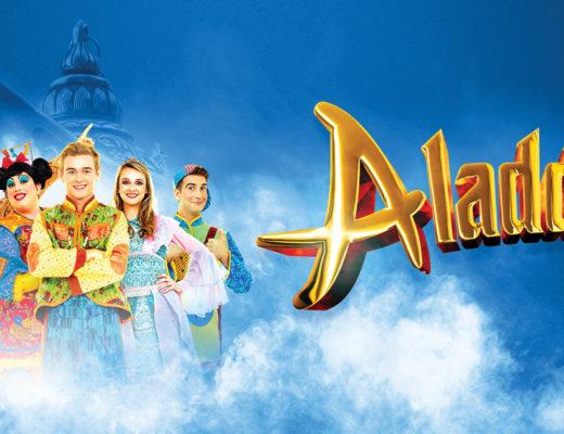 Aladdin at Harrow Arts Centre