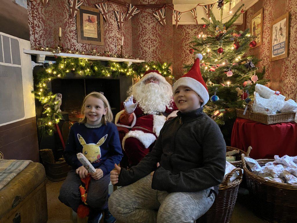 Christmas at Hughenden