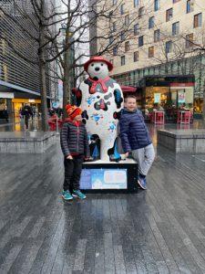 The Snowman Art Trail