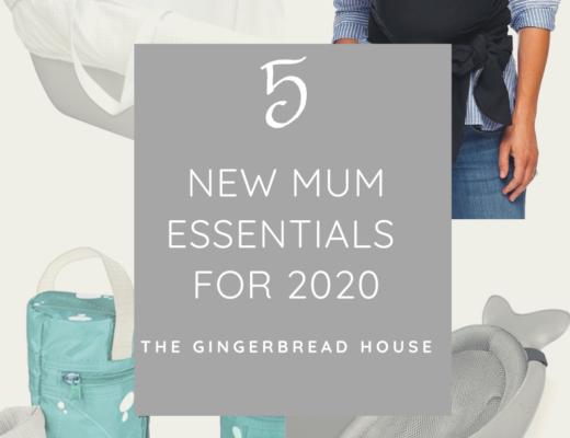 New Mum Essentials