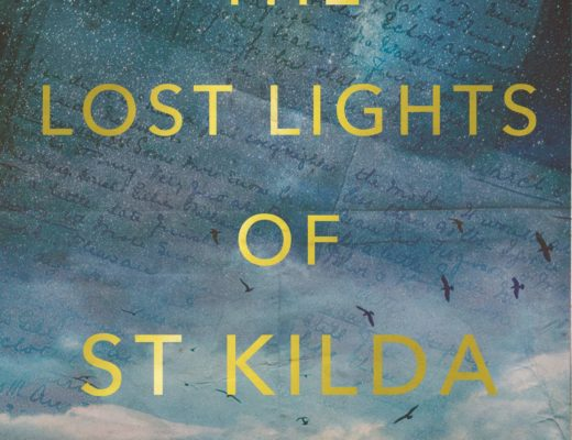 The Lost Lights of St Kilda by Elisabeth Gifford