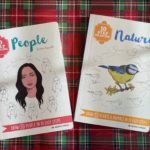 {Giveaway} 10 Step Drawing: Nature